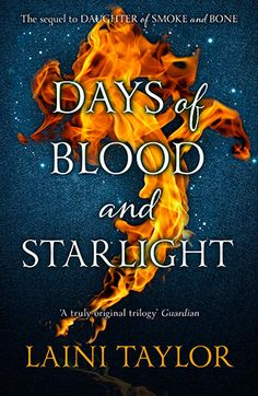 Days of Blood and Starlight, Laini Taylor