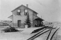 Coboconk Train Station 1901