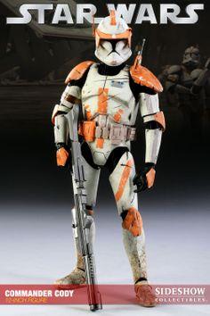 Sixth Scale Figure - Commander Cody #2174