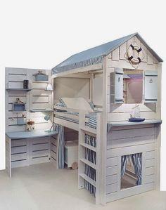 Fotos de camas originales para niños