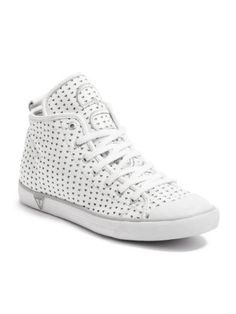 GUESS Jacky Sequin Sneakers on Sale