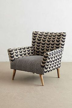 Anthropologie - Fauteuil Bangala
