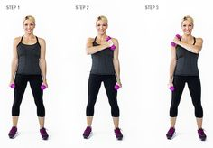17 Exercises for Arms | Skinny Mom | Where Moms Get the Skinny on Healthy Living