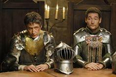 Dagonnet (Antoine de Caunes) et Bohort