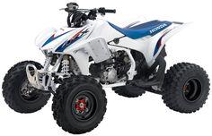 Honda TRX450R Sport ATV
