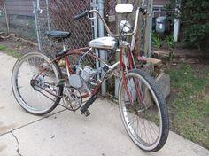 Rolling Rusty - Motorized Bicycle Engine Kit Forum