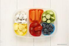 Drie snelle ideetjes voor een gezonde lunchtrommel | Moodkids