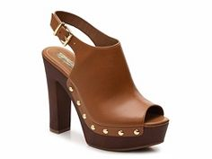 Jessica Simpson Pheefa Sandal | DSW • wooden wedge sandals for women. summer & spring sandals.