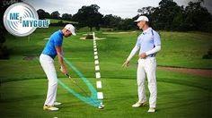 Golf swing made simple.