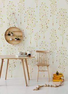 Wallpapers by Lotta Olsson | Scandinavian Deko.