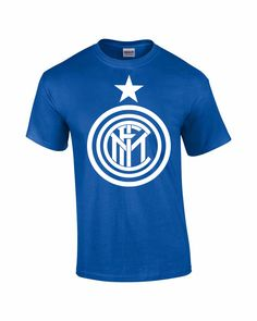 Inter Milan t shirt- t-shirt soccer t shirt - short sleeve