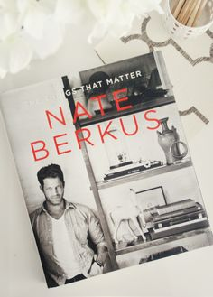 Nate Berkus' book 'The Things That Matter' | Brunch at Saks