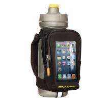 Our go to brand for Handheld Hydration: Nathan Sports. The Quick View allows you accessibility to your music and run apps while running which is so convenient, we can't believe we didn't think of it! Running Water Bottle, Hydration Pack, Out Of Touch, Bottle Carrier, Running Gear, Trail Running, Workout Gear, Workouts, Gifts For Women