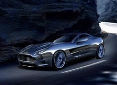 Aston Martin One 77  Claimed to be the world's most costliest car.