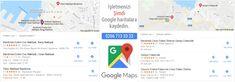 bandırma google harita kayıt referanslarımız