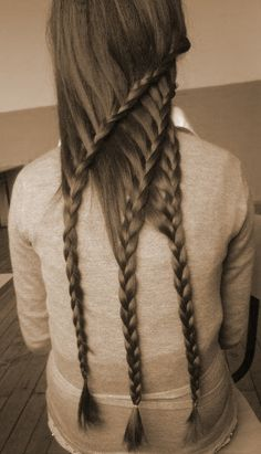 triple-layered braids