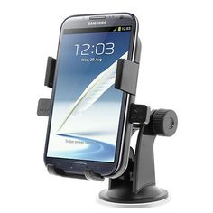 iOttie One-Touch windshield and dashboard car mount for Galaxy Note 2 | Your #1 Source for Mobile Phones, MP3 Players & Accessories