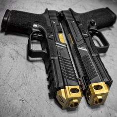Glock 9mm Metalhead
