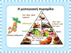 παρουσιαση μεσογειακης διατροφη 2011 Physical Education, Special Education, Nutrition, Teaching, School, Health, Food, Losing Weight, Health Care
