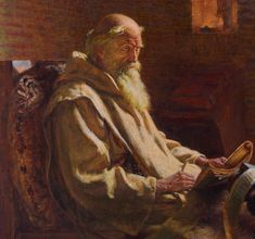 """Bede, also known as Saint Bede, Venerable Bede, and Bede the Venerable, was an English monk at the monastery of St. Peter and its companion monastery of St. Paul in the Kingdom of Northumbria of the Angles. He is well known as an author and scholar, and his most famous work, Ecclesiastical History of the English People gained him the title """"The Father of English History""""."""