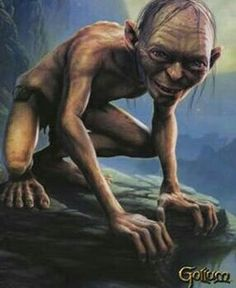 lord of the rings LOTR lotredit concerning edits an unexpected edit jerry vanderstelt just reminding everyone that these are HAND painted Legolas, Gollum Smeagol, Poly Tanks, Fantasy Heroes, O Hobbit, Under The Shadow, Jrr Tolkien, Life Drawing, Lord