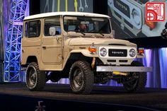 NEWS: Classic Toyota Land Cruisers go for record prices at 2013 auctions | Japanese Nostalgic Car