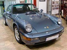No.9 Porsche 911, Carrera 2 (964), 1991