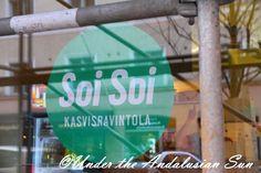 Going vegetarian, Helsinki