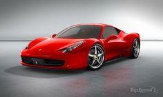 Manejar un Ferrari.