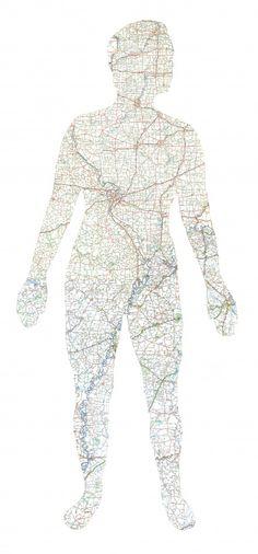map art Weird Kids, Crazy Kids, Project Ideas, Art Projects, White Art, Black And White, Map Crafts, Map Globe, High School Art
