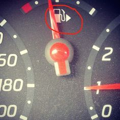 Here's the right way to do it: There's usually an indicator on the gas gauge that shows what side the gas cap is on. Take a look.