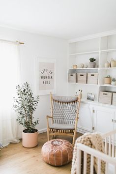 Dream Nursery Giveaway