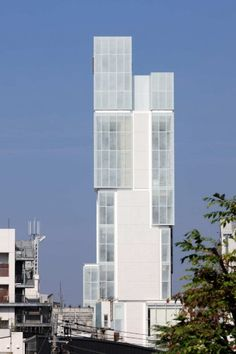 The Ice Cubes / Jun Mitsui Associates Architects