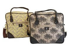 Peppertree Square Overnight Bag