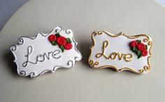 Plaque love cookies