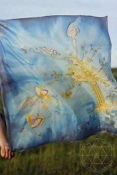 Meredith / Tapestry, Handmade, Decor, Hanging Tapestry, Tapestries, Hand Made, Decoration, Decorating, Needlepoint