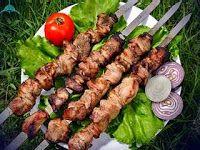 Грузинская кухня: Мцвади
