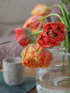Mansikkatilan mailla: Kukkia maljakkoon ja koti on parempi paikka! Koti, Marimekko, Vegetables, Vegetable Recipes, Veggies