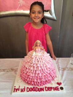 Barbie cake @divanpastanleri