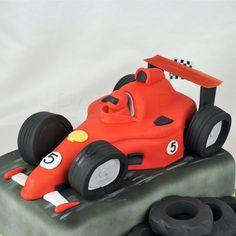 RACING CAR CAKE BS0018