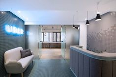 Bean Buro's design for UBER's new Hong Kong office takes inspiration from Gottfried Semper's writings on vessels, where he described the notion of form and function acting as a structured whole, with individual parts fulfilling...