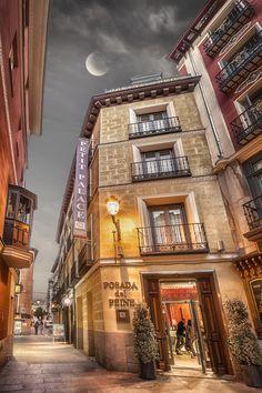 Petit Palace, Posada del Peine, #Madrid