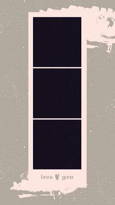 Bilder How Much Activity is Too Much? Frame Instagram, Instagram Frame Template, Instagram Background, Creative Instagram Stories, Instagram Story Ideas, Overlays Instagram, Polaroid Frame Png, Polaroid Picture Frame, Polaroid Template