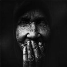 Esos ojos de bondad... www.pasaron.com  Cultura Inquieta - Lee Jeffries
