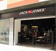 Jack & Jones Parque Almenara: Moda hombre. Local 105 b.