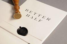 Better Half Wine Packaging & Branding by Daniel Green