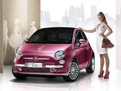 1a Fiat 500 Barbie