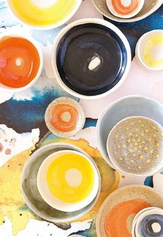 Australian ceramic artists - Marloe Morgan