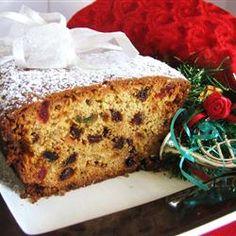 Christmas Cherry Cake Allrecipes.com