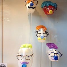 """Best 12 """"Sorry we can't talk now', pinned by Ton van der Veer Plastic Bottle Crafts, Plastic Art, Recycle Plastic Bottles, Plastic Jugs, Diy And Crafts, Crafts For Kids, Arts And Crafts, Recycled Art Projects, Craft Projects"""